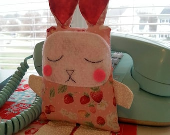 Stuffed Bunny, Stuffed Rabbit, Bunny, Rabbit, Stuffed Animal, Toy, Clearance Item