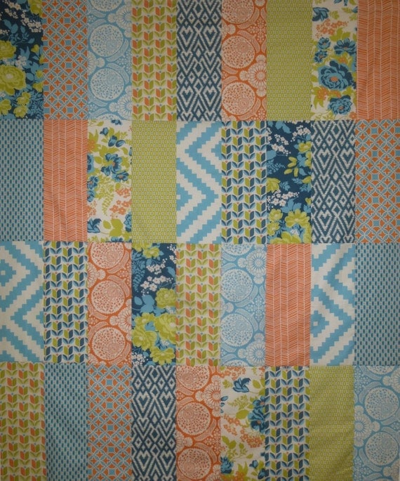 Scrap Quilt Patterns For Beginners : LIVIN EASY 54