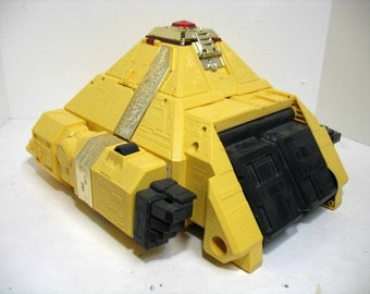 Vinatge Power Rangers Zeo Pyamid the Carrier Zord Pyramid