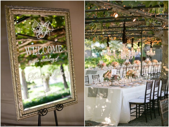 Custom Wedding Welcome Sign Please Read All By