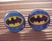 Batman Cuff Links / Comic Book Cufflinks