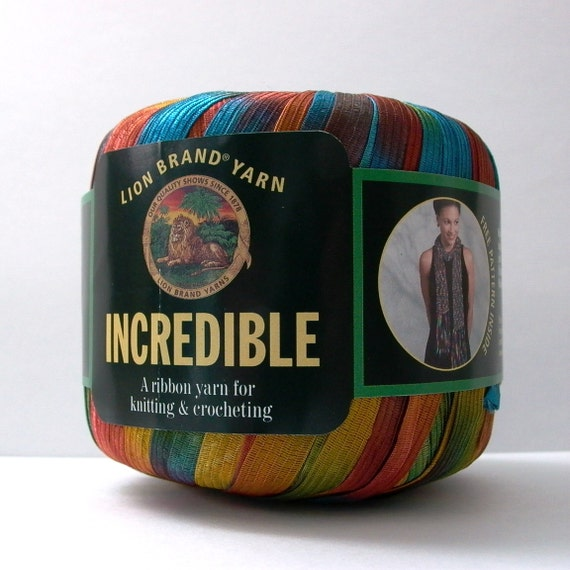 Lion brand incredible ribbon yarn copper penny 208 vintage - Incredible uses for copper pennies ...