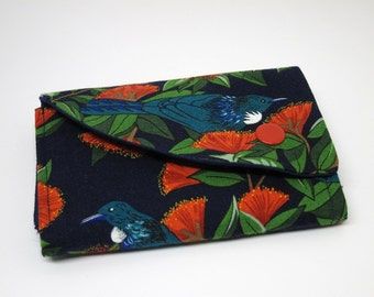 Compact Wallet with coin purse - Tui