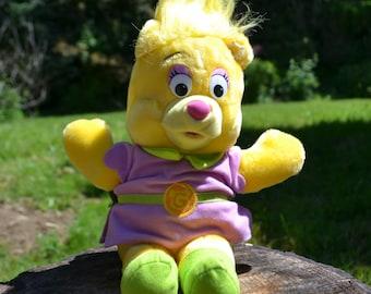 Sunni the Stuffed Gummi Bear