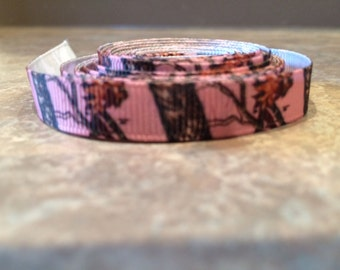 Mossy oak ribbon