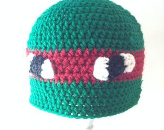 Sale TMNT turtle hat, Raphael