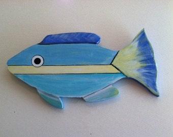 Light Blue Fish