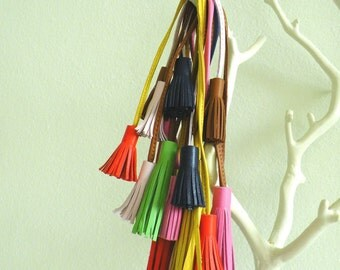 Decorative Tassels Accessories for Purse Bag Tote Pouch