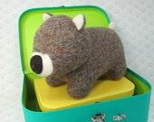 Bear Cub, Handmade, Toy, Children, Gift, Eco Friendly, Plush