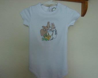 Peter Rabbit, Beatrix Potter bodysuit