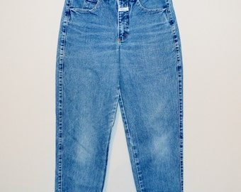 Vintage Jeans Marithe Francois Girbaud Stone Washed High Waist HIPSTER