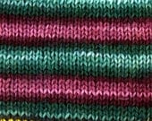 Turnip the Beet! - GRADIENT Self Striping - Hand Dyed Luxury MCN Sock Yarn - Top Shelf