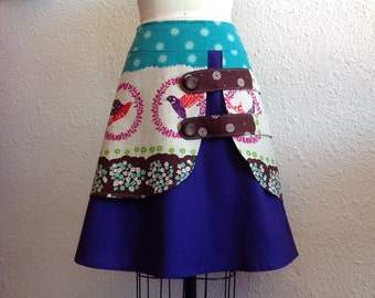 Reserved for Maricela- Sasha double layer skirt Sz 8