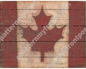 Printable Download Canadian Flag , digital , jpg , Labels , Tote Bag , Iron onTransfer , Frame , Tea Towels , Pillow Grain Potatoe Feedsack