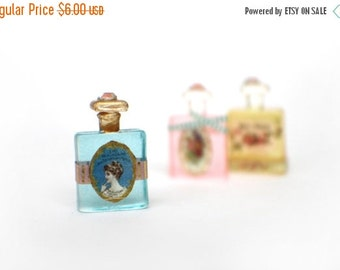 ON SALE Miniature Perfume Bottle