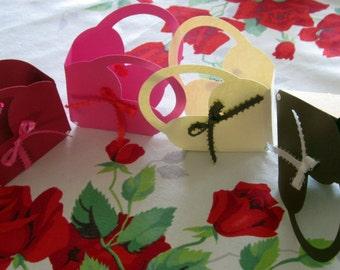 Heart Party Favor Bags