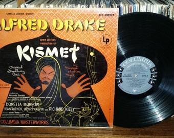 Kismet Vintage Vinyl Musical Soundtrack Record