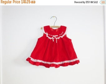 SALE // Vintage Baby Girl's Baby Dress