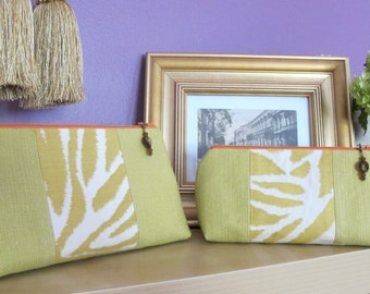 Cosmetic bags, Cosmetic bag set, Cosmetic pouch set