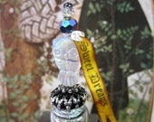Sweet Dreams Owl Bottle dollhouse miniature