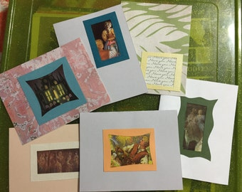 Medium Greeting Card Stack #14 - Fairy Tale Princess Cards