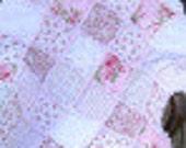 Custom Listing for DebLynn 100 White Flannel Squares