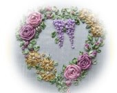 Victorian Roses and Wisteria picture kit