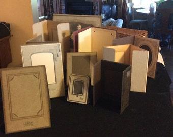 10 Wonderful Art Deco cardboard picture frames