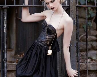 Elise Sonic Fabric Dress