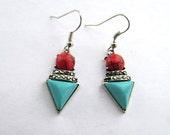 SALE!-Southwestern Earrings/Native American Earrings