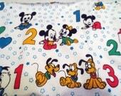 "11"" x 58"" Vintage Disney Fleece"