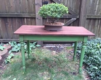 Farmhouse Rustic Table
