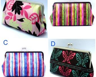 BIG SALE - Large clutch purse (GP7)