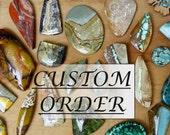 RESERVED - oOo Custom Order oOo