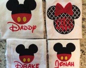 Rita Personalized Disney Shirts