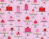 """Sweetcakes by Riley Blake in Main Pink, 31"""""""