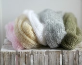 Mohair Wrap Photo Prop - Ready To Ship