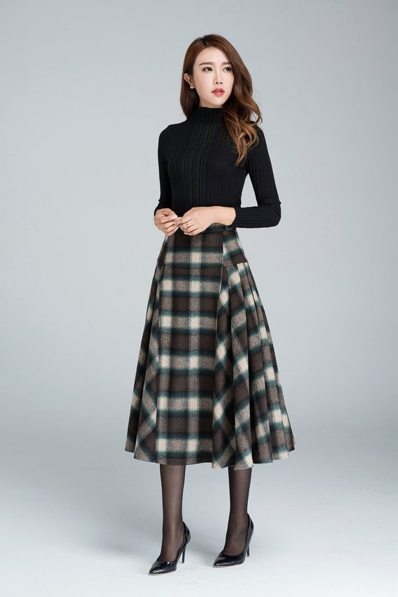 Find the latest and trendy styles of plaid skirt - black and white, mini, long, red, a line plaid skirt at ZAFUL. We are pleased you with the latest fashion trends plaid .