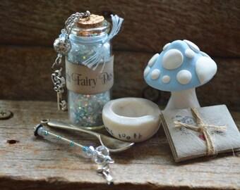 Tooth Fairy Kit - Powder Blue