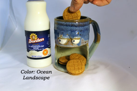 Cookie Monster Mugs