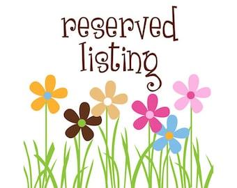 "Reserved listing for Imixen19 Throw Quilt Autumn Lily HANDMADE Patchwork Throw Lap Quilt blackbird designs 65x74"""
