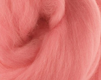 19 Micron Wool Roving - 50 grams (1.75 oz) - Baby