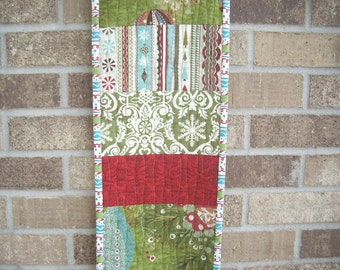 figgy pudding and fruitcake runner - FREE SHIPPING