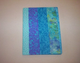 Hand made Quilted Composition Book Cover-5