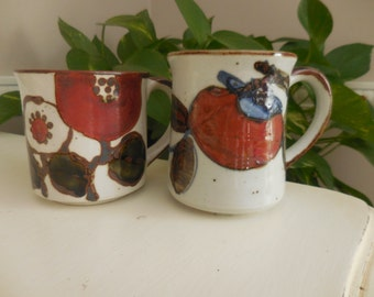 Two Seventies Art Mugs