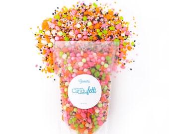 Geometric 6 oz. Candyfetti™ Candy Confetti Sprinkles