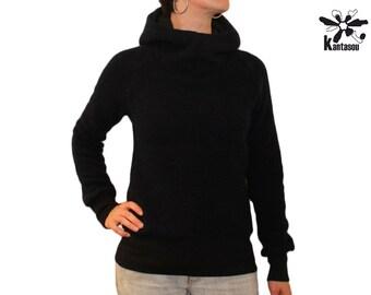 Hoody knitted Malin 5