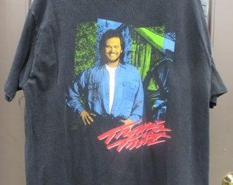 1991 TRAVIS TRITT  concert tour shirt 1991 It's All About To Change Concert T Shirt  XL