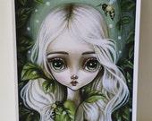 Green Magic 8x10 Art Print