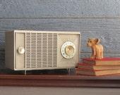 Cool mid century radio - GE- Swinging Sixties